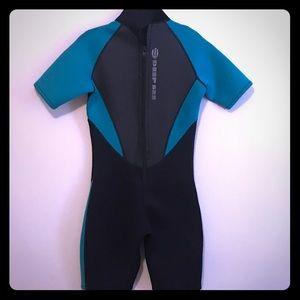 Deep See wet suit